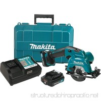 Makita SH02R1 12V Max CXT Lithium-Ion Cordless Circular Saw Kit 3-3/8 - B019WA7146
