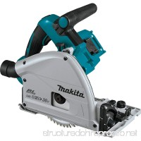 "Makita XPS02ZU 18V X2 LXT Lithium-Ion (36V) Brushless Cordless 6-1/2"" Plunge Circular Saw  with AWS  Tool Only - B01JLPA2M0"