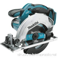 "Makita XSS02Z 18V LXT Lithium-Ion Cordless 6-1/2"" Circular Saw (Tool Only) - B07FCSQLDN"