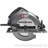 PORTER-CABLE PC15TCSM 15 Amp 7-1/4 Heavy-Duty Circular Saw - B00BMLWL6W