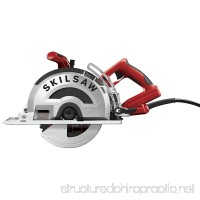 SKILSAW OUTLAW SPT78MMC-01 15 Amp 8 In. Worm Drive Metal Cutting Saw - B01AX4IA72