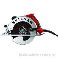 SKILSAW SOUTHPAW SPT67M8-01 15 Amp 7-1/4 In. Magnesium Left Blade Sidewinder Circular Saw - B0731Q92BY