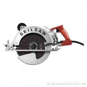 SKILSAW SPT70WM-01 15 Amp 10-1/4 Magnesium SAWSQUATCH Worm Drive Circular Saw - B018E9NJVK