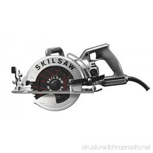 SKILSAW SPT77W-01 15-Amp 7-1/4-Inch Aluminum Worm Drive Circular Saw - B00I8MEVHK