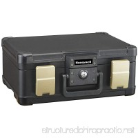 HONEYWELL - 30 Minute Fire Safe Waterproof Safe Box Chest with Carry Handle Medium 1103 - B004FORBX6