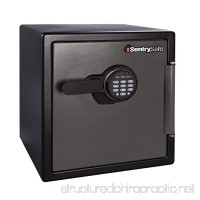 SentrySafe Fire and Water Safe Extra Large Digital Safe 1.23 Cubic Feet SFW123ES - B008HZUHAS