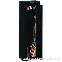 Stack-On GCB-8RTA Steel 8-Gun Ready to Assemble Security Cabinet  Black - B004EYTD4W