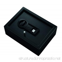 Stack-On PDS-1500-B Personal Drawer Safe with Biometric Lock - B01D94QWSM
