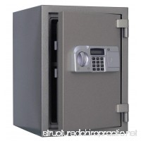 Steelwater AMSWEL-530 2 Hour Fireproof Home and Document Safe - B00ZJS0Z58