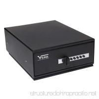 V-Line Slide-Away Security Safe Semi-Flat Black - B0100WUX6I