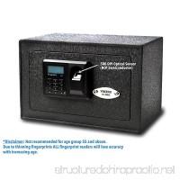 Viking Security Safe VS-20BLX Mini Biometric Safe Fingerprint Safe - B015PI6P3M