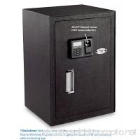 Viking Security Safe VS-50BLX Large Biometric Safe Fingerprint Safe - B018X5MM5E