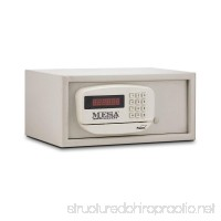 Mesa Safe Company Model MH101 Residential and Hotel Electronic Burglary Safe  Cream - B001D6DFXO
