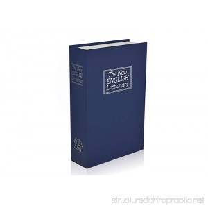 Dictionary Diversion Book Safe with Combination Lock (Large) - B01G92Y8FK