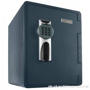 First Alert 2.14CF Waterproof Fire Safe with Digital Lock - B00G4J3DDM