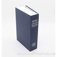 FixtureDisplays 6.3x9.4x2.4 English Dictionary Diversion Book Safe With Combination Lock 15902 - B01ID44E10