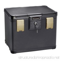 HONEYWELL - 30 Minute Fire Safe Waterproof Filing Safe Box Chest (fits Letter and A4 Files)  Medium  1106 - B004FOMKDW