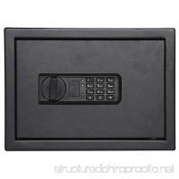 "Ivation Home Safe Keypad Digital – 9.8"" x 13.7"" x 9.8"" Home Security Box Backup Keys & Mounting Kit - B01MZ6HLMF"