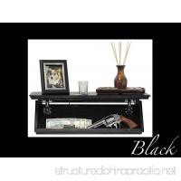 Quick Shelf Safe with RFID- Black - B01789MW6K