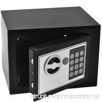 Safstar Digital Electronic Safe Box 9.2 x 6.8 x 6.8(Black) - B01AL23IIW