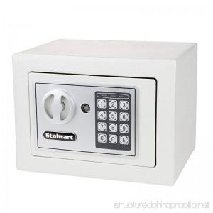 Stalwart 65-E17-B Electronic Deluxe Digital Steel Safe Grey - B00FARLXWW