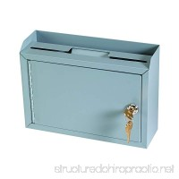 STEELMASTER Multi-Purpose Steel Drop Box  Gray (22258DBGY) - B0018C031U