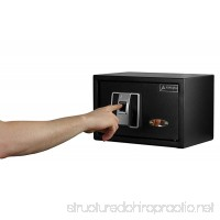 "AdirOffice Secured Access Biometric Fingerprint Reader Safe - 7.9""x12.2""x7.9"" - B077PDQKMR"