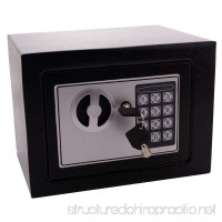 Digital Electronic Security Safe Box Keypad Lock for Home Hotel Office Jewelry Gun Cash Storage (Model 17E) - B01MXPU52R
