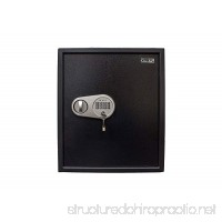 Qualarc NOCH-46EL Electronic Digital Home & Office Security Solid Steel Safe with Keypad Lock - B01N9PB92Z