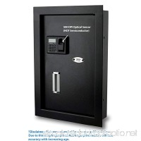 Viking Security Safe VS-52BLR Hidden Wall Biometric Safe Fingerprint Safe - B07D5PH75W
