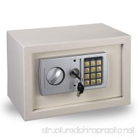 Zorvo Safes have 4 pre-drilled holes for mounting to the floor  wall or cabinet. - B07D5C3FMP