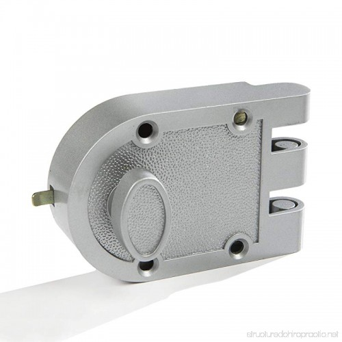 Guard Security Heavy Duty Jimmy Proof Deadbolt Door Lock