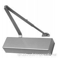 FALCON SC71 Rw/PA ALUM FULL Heavy Duty Door Closer Regular Arm with Parallel Arm Shoe Full Cover Aluminum Finish - B00HEJD6EC