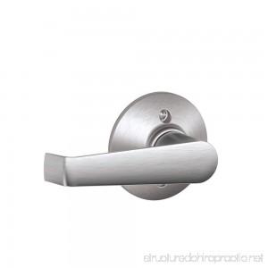 Elan Lever Non-Turning Lock Satin Chrome (F170 ELA 626) - B000KKVDQU