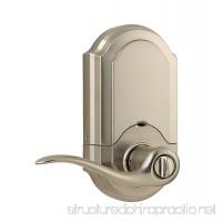 Kwikset 99110-008 SmartCode Electronic Lock with Tustin Lever Featuring SmartKey Satin Nickel - B00NOATZQS