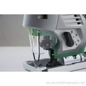 Hitachi CJ18DGLP4 18V Cordless Lithium-Ion Jig Saw with Lifetime Tool Warranty (Tool Only No Battery) - B011DWFPDA