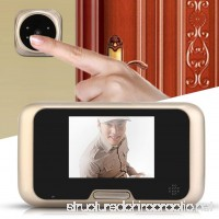 Awakingdemi Door Viewer Peephole Doorbell Camera  3.2 inch Peephole TFT LCD HD Digital Door Viewer Doorbell Security Camera Cam Night Version120 Wide Angle Auto 2.0 Mega Pixel Camera (3.2 inch) - B01F3AQL40