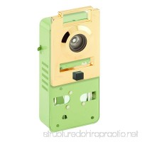 Defender Security U 10814 Door Chime and 200-Degree Viewer Non-Electric Brass - B00BEZW6D4