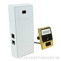 Newhouse Hardware MCHBV Door Chime One Size Ivory - B07F84GY14
