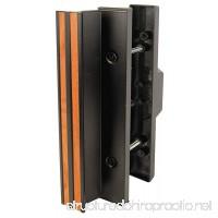 Prime-Line Products C 1058 Sliding Door Handle Set Black Finish - B0002YOT42