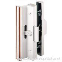 Prime-Line Products C 1116 Sliding Door Handle Set White Aluminum and Diecast - B0026SYL86
