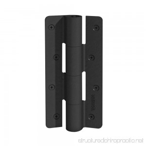 Boerboel Heavy-Duty Butterfly Hinge 73014307 Black(2 pack) - B0142U23LC