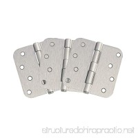 Design House 181594 3-Pack Hinge 4 Satin Nickel - B072J7BBFY