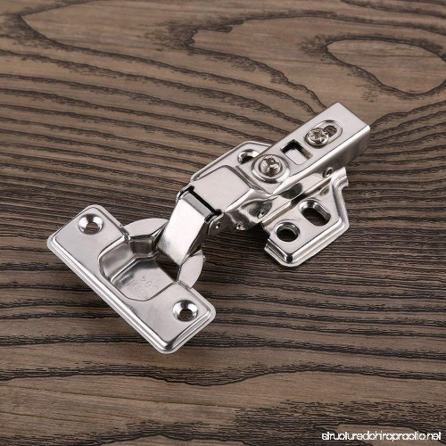Jqk Cabinet Hinges 90 Degree Soft Closing Partical Overlay