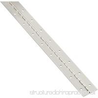 National Hardware N148-171 V570 Continuous Hinge in Nickel - B000AYKWE0