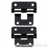 Reliable Hardware Company RH-1225BK-2-A Black Take-Apart/Lift Off Hinge - Set of 2 - B00JJ18XIM