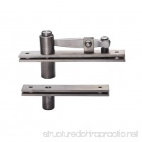 T&B Shaft Stainless Steel 360 Degree Door Pivot Hinge - B077MHDYPK