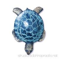 Brass Sea Turtle Beach Tiki Door Knocker - B0042L1QWE