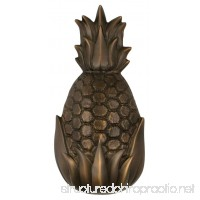 Michael Healy Designs MHS13 Hospitality Pineapple Door Knocker (Standard Size) Oiled Bronze - B01H8MGD30