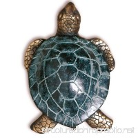 Solid Brass Sea Turtle Door Knocker - B007ISFAM0